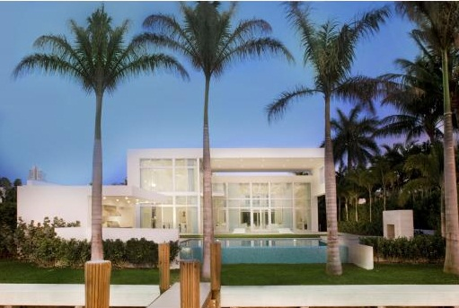 Chris Bosh's Miami Beach Home North Bay Road