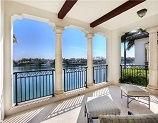 Miami real estate home in Key Biscayne Florida