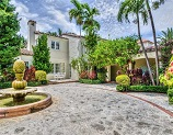 Miami Beach real estate for sale on Allison Island