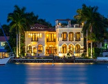 Palm Island Villa Miami Beach