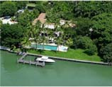 Jennifer Lopez House Miami Beach, North Bay Road in Florida