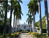 Miami Beach real estate - WHITEHALL - Home on North Bay Road, Miami Beach Florida